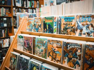 Miscellaneous and Comics