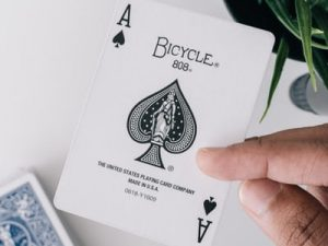 Themed and BIcycle Playing Cards