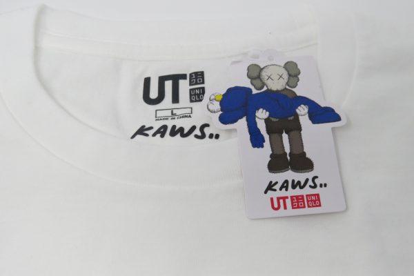 KAWS x Uniqlo Gone T-Shirt