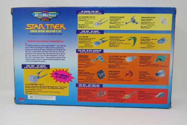 Galoob 65831 Star Trek Micro Machines