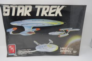 AMT Star Trek Model | ERTL Sealed and Unopened Model Kit