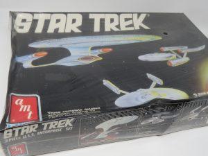 AMT Star Trek Model | ERTL Sealed and Unopened Model Kit