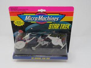 Galoob 65825 Star Trek Micro Machines