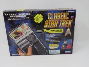 Star Trek Classic Science Tricorder