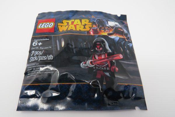 discontinued lgo minifigure LEGO Darth Revan 5002123