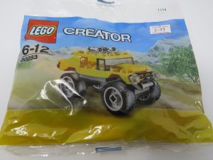 Lego 30283 Off-Road Jeep