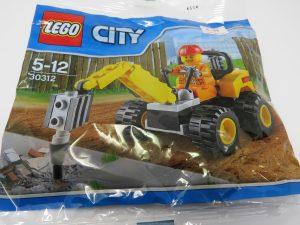 Lego City 30312