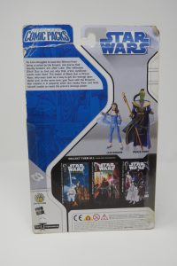 Twin Star Wars Figure | shadows of the Empire twin pack Leia and Prince Xizor