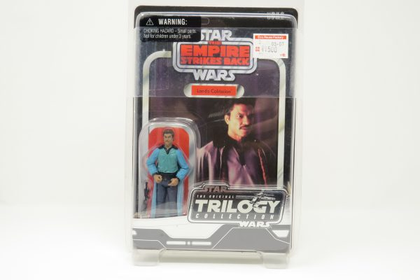 star wars action figure Lando Calrissian