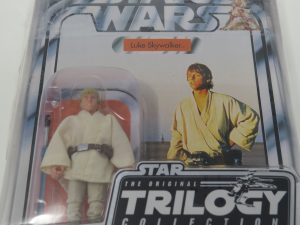 Luke Skywalker Kenner Action Figure