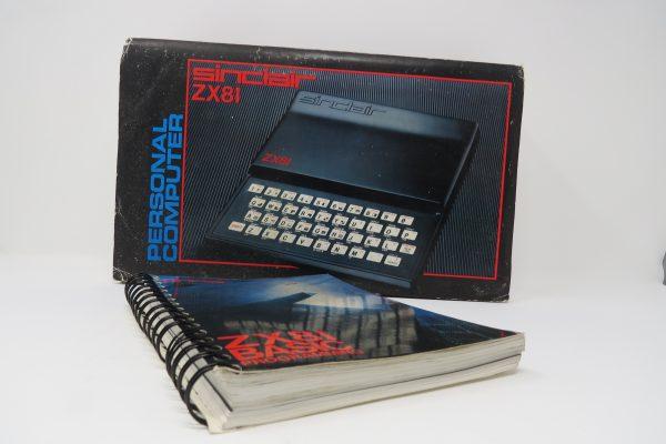 Spectrum ZX81 Personal Computer
