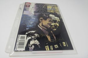 Jerry Hardin signed Comic | X-files Season One
