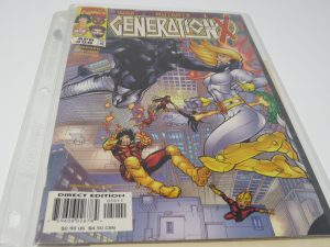 Terry Dodson Signed Comic | Generation X #50