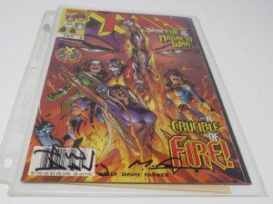 Alan David Signed Comic | X-Men #85