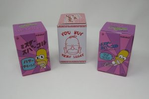 KIDROBOT X The Simpsons