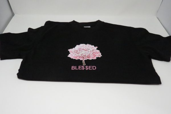 Blessed Lifestyle Japanese Blossom Tee