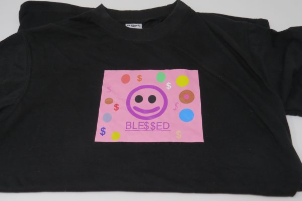 Blessed Lifestyle Smile Tee