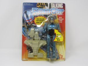 Toy Island Talking Robocop