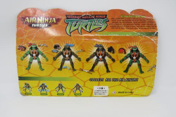 Air Ninja Tmnt Figures