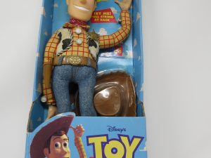 Toy Story Pull-String Talking Woody 1995