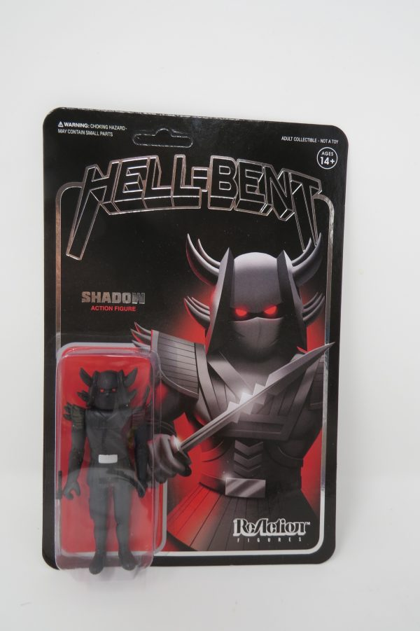 Super7 Hell-Bent Shadow Action Figure
