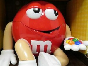 M&Ms Chocolates Store Merchandise